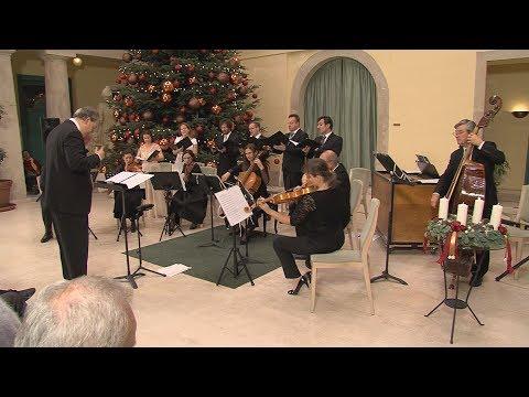 Adventi koncertek a Városházán 2018 - A Purcell kórus és az Orfeo zenekar - video preview image
