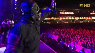 Slipknot Duality Live Rock Am Ring Hd 2009