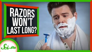 Why Do Razor Blades Dull so Quickly?