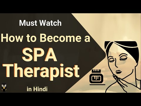 SPA Therapist   Professional Course   Job   Skills Required   Salary ...