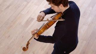 Salonen: Pentatonic Étude für Solo-Viola (Trailer)