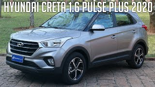 Avaliação: Hyundai Creta 1.6 Pulse Plus 2020