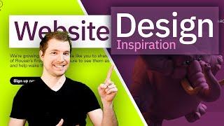 UI Design Inspiration 2020