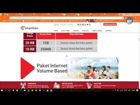 Video Internet Data Service Smartfren Mei 2017 - Kuota Malam Hilang!