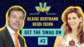 Get the SWAG on #2 : Blaise Bertrand & Heidi Isern from IDEO !
