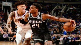 Phoenix Suns Vs Sacramento Kings Full Game Highlights |1/8/2019