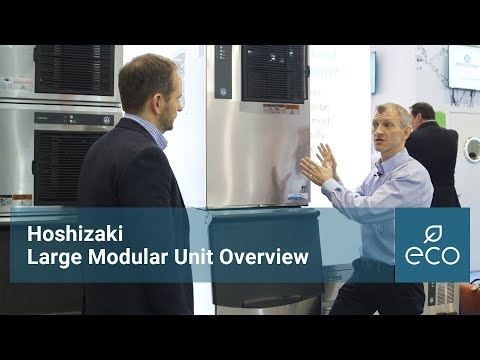 Hoshizaki Large Capacity Modular IM Ice Machines
