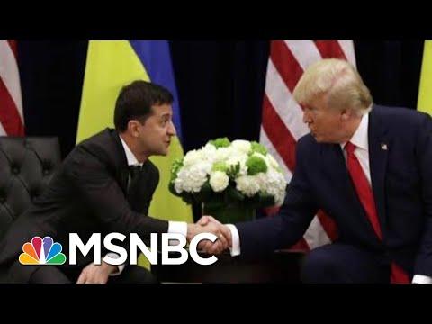 White House Announces It Won't Participate In Impeachment Hearing | Deadline | MSNBC