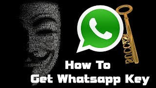whatsapp database decrypt without key - TH-Clip