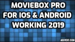 Movie Box Pro FREE Download 🎬 Install iPhone iOS / Android