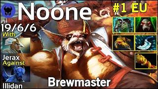 Noone plays Brewmaster!!! Dota 2 7.20