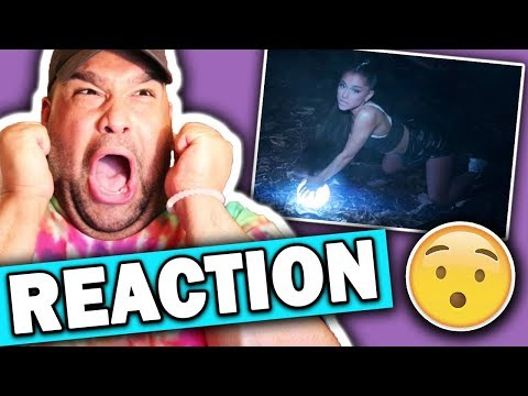 Ariana Grande ft. Nicki Minaj - The Light Is Coming (Music Video) REACTION