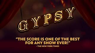 GYPSY: July 24-29 at the Wells Fargo Pavilion produced by Broadway At Music Circus