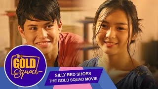Silly Red Shoes an iWant original movie produced by Dreamscape Entertainment & Spring Films starring Francine Diaz & Kyle Echarri with Ana Luna, Karen Reyes and Herbert Bautista directed by James Mayo soon on iWant!  Subscribe to The Gold Squad channel! - http://bit.ly/TheGoldSquad  Visit our official website!  http://entertainment.abs-cbn.com http://www.push.com.ph  Watch the full episodes of Kadenang Ginto on TFC.TV: http://bit.ly/KadenangGinto-TFCTV and on iWant for Philippine viewers: http://bit.ly/KadenangGinto-iWant  Facebook: http://www.facebook.com/DreamscapePH  Twitter:  https://twitter.com/DreamscapePH  Instagram: https://www.instagram.com/dreamscapeph  #TheGoldSquad #SillyRedShoes #TheGoldSquadMovie
