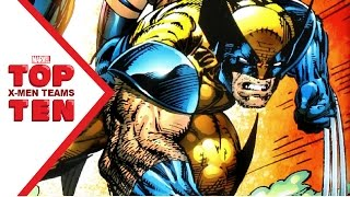 Marvel Top 10 X-Men Teams