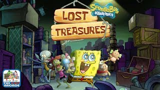 SpongeBob SquarePants: Lost Treasures - Find The Golden Keys & Your Valuables (Nickelodeon Games) - Video Youtube