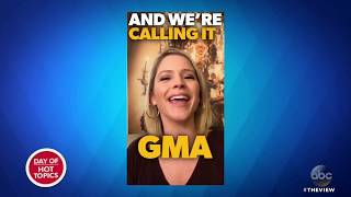 Sara Haines Announces She's Leaving 'The View' To Host 'GMA Day'