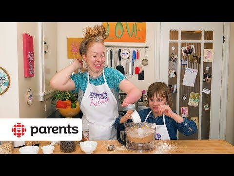 How to Make Vegan, Gluten-Free Chocolate Chip Cookies! | CBC Parents