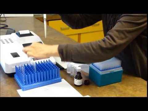 SO2 test using Unitech Scientific's EnoLyzer