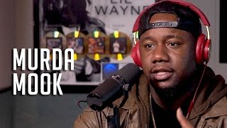 Hot 97 - Murda Mook Makes Major Battle Rap Tease + Has Bars For Drake!