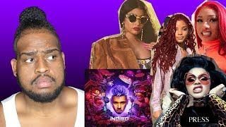 MEGATRON, HALLE IS ARIEL, CARDI B'S PRESS VIDEO AND MORE!!!: THiNK TANK