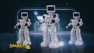 Robot Rob2 - robot z jiné galaxie