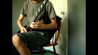 Smile Pretty For The Devil - Children of Bodom Guitar Solo
