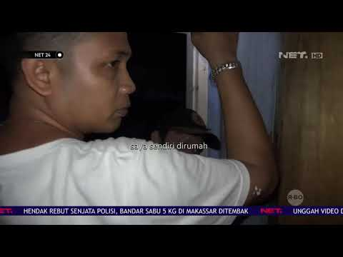 Aksi Dramatis Pengejaran Bandar Narkoba di Padang NET24