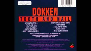 Dokken - 4 Heartless Heart