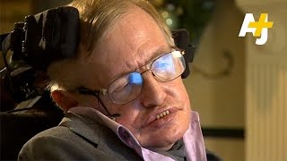 Why Stephen Hawking Says The Internet Is Dangerous
