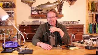 Choosing The Right Fly Tying Vise With Kelly Galloup