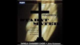 Krzysztof Penderecki - Stabat Mater