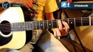 Cómo tocar CORRIDOS en Guitarra Acústica (HD) Tutorial - Christianvib