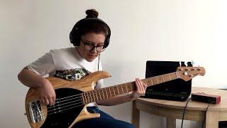 Dua Lipa - Hallucinate (Bass Cover)