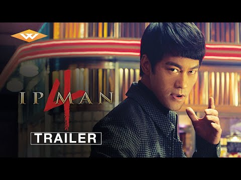 IP MAN 4 (2019) Official US Theatrical Trailer | Donnie Yen, Scott Adkins & Danny Chan as Bruce Lee