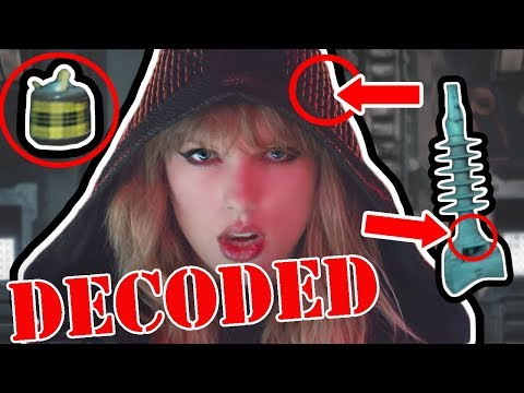 Clues You Missed In Taylor Swift's ...Ready For It? Music Video | DECODED