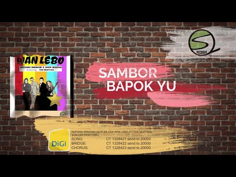 WAN LEBO BY FIDA & USOP WILCHA FEAT THE MUFFINS LYRIC VIDEO Mp3
