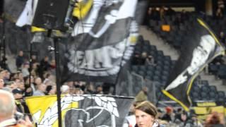 """""""Varje Andetag"""" Klacken Under AIK-Öster (2-1)"""