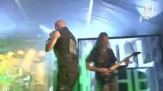 ABORTED - Hecatomb  live @ Chronical Moshers Open Air 2015