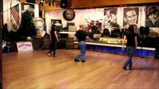 Line Dance: Any Man of Mine