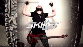 Skillet   Legendary Bass Cover NEW 2019