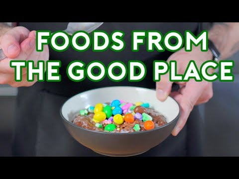 Binging with Babish: The Good Place