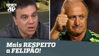 Mauro Beting DESABAFA e pede mais RESPEITO a FELIPÃO!