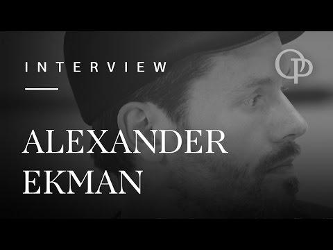 Alexander Ekman - Play : interview d''Alexander Ekman
