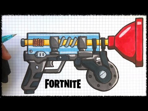 Tuto Dessin Sniper Fortnite смотреть онлайн на Hah Life
