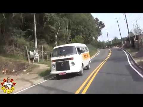 Prefeito Ayres Scorsatto faz Cida e Chico Junior passar Vergonha com Força e entrega a Pavimentação da Estrada dos Ritas depois de 8 Anos