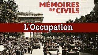 Mémoires de civils : l'Occupation racontée par nos grands-parents