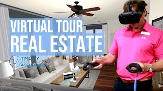 Virtual Tour Real Estate | VR Architecture Presentation | Tim Levy and Associates