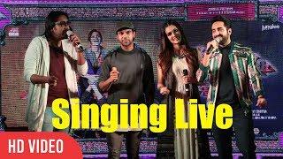 Ayushmann Khurrana Singing Live   Nazm Nazm   Bareilly Ki Barfi New Song