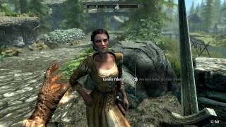 Skyrim Special Edition The Golden Claw mission walkthrough
